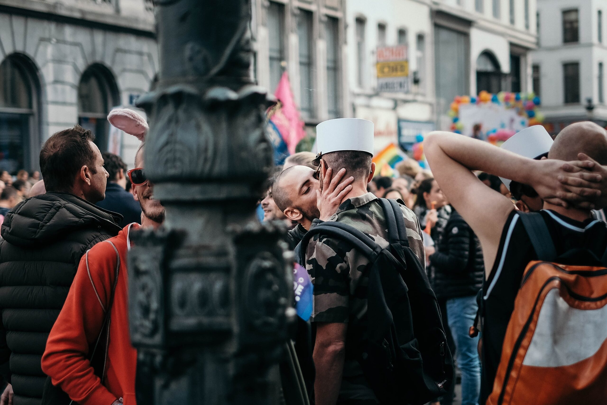 From Normalization to Legalization: The Homosexuality Problem